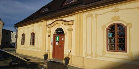 Informační centrum Jeseník - Katovna